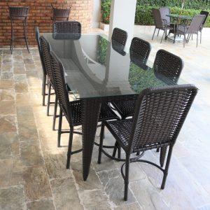 Mesa de jantar (8 lugares)