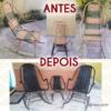 Reforma - cadeira de balanço
