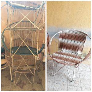 Reformas de cadeira fixa