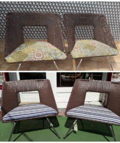 Reforma cadeira Luxo