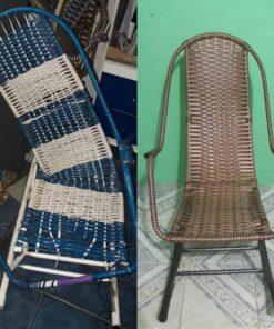 Reforma de cadeira torta