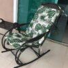 Cadeira da Vovó com estofamento